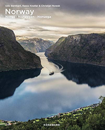Norway (Spectacular Places Flexi)