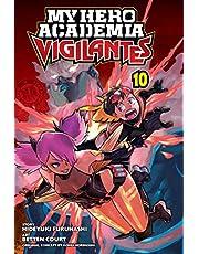 My Hero Academia: Vigilantes, Vol. 10, 10