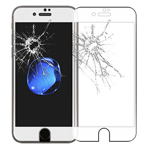 ebestStar - Cristal Templado Compatible con iPhone 7, iPhone 8 Protector Pantalla...
