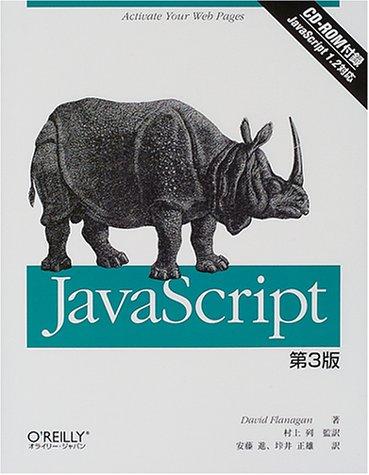 JavaScript。