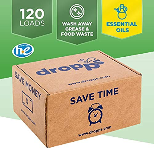 Dropps Dishwasher Detergent Pods Review
