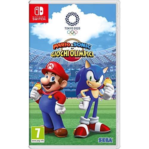 Mario & Sonic ai Giochi Olimpici di Tokyo 2020 - Nintendo Switch - Italiano