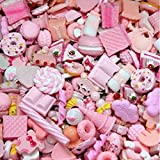 E-HONER Resina Charms Beads Accesorios DIY Phone Shell Jewelry Slime Filler Doll House