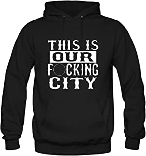 This Is Our Fucking City Boston Strong Big Papi Baseball Mens hoody Sweatshirt