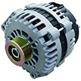 New Alternator Replacement For Chevy Truck Avalanche Silverado C 6.0 6.6 8.1 Saab Oldsmobile Isuzu Hummer 6019239 10464405 15263859 15200109 15-22-6003 8400079