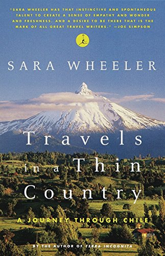 Travels in a Thin Country: A Journey Through Chile (Modern Library (Paperback)) [Idioma Inglés]