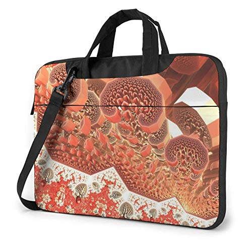 XCNGG Laptop Bag Carrying Laptop Case, Animal Horns Picture Computer Sleeve Cover with Handle, Business BriefcaseBag for Ultrabook, MacBook, Sony, Notebook 13 inch