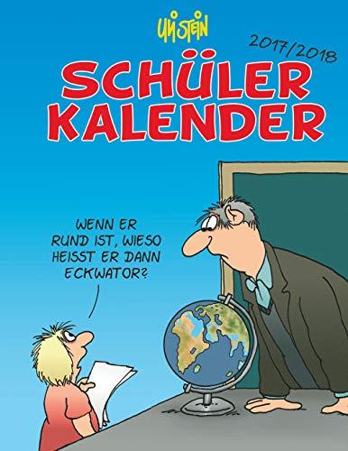Uli Stein Schülerkalender 2017/2018