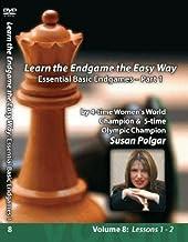 Susan Polgar Essential Basic Endgames Part 1 Vol. 8