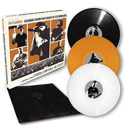 Sounds from the Heart of Gothenburg - 3LP Box-Set (black/orange/white 140gr) [Vinyl LP]