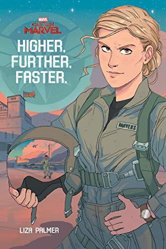 Captain Marvel: Higher, Further, Faster (English Edition)