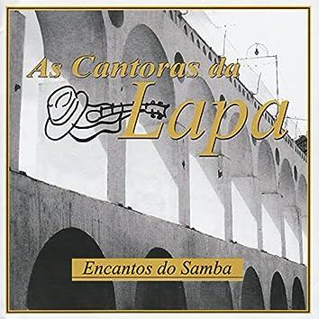 As cantoras da Lapa - músicas de Ricardo Brito