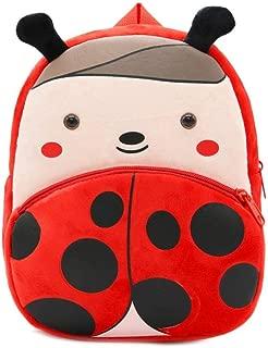 3D Cartoon Plush Children Backpacks Kindergarten Schoolbag Koala Animal Kids Backpack Children School Bags Girls Boys Backpacks Zhaozb (Color : Brown)