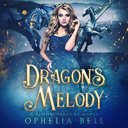 Dragon's Melody audiobook cover art