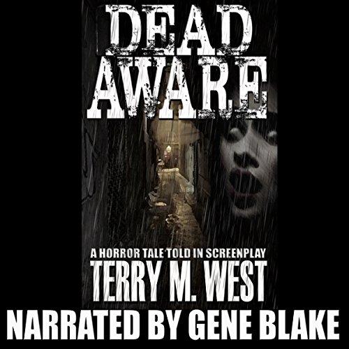 Dead Aware audiobook cover art