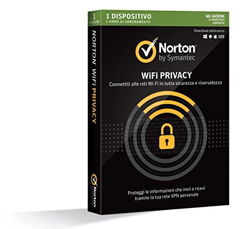 Norton Wifi Privacy 1.0 It 1 User 1 Devi