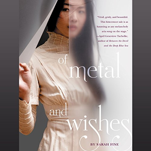 Of Metal and Wishes audiobook cover art