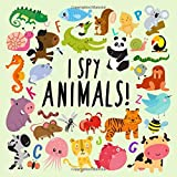 Best Books For 3 Year Old Girls - I Spy - Animals!: A Fun Guessing Game Review