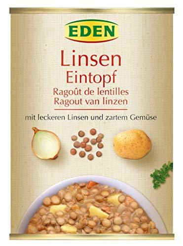 Eden Linseneintopf (560 g) - Bio