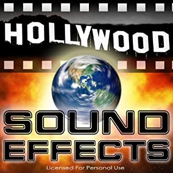 Hollywood Sound Effects - Volume 1