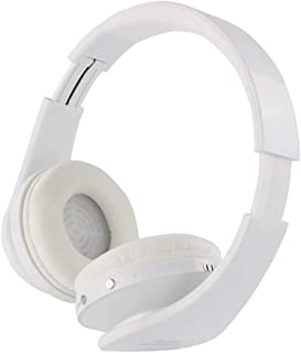 $30 Get Xiaoai's shop Wireless Bluetooth Headset, Head-Mounted Bilateral Stereo Headset,White