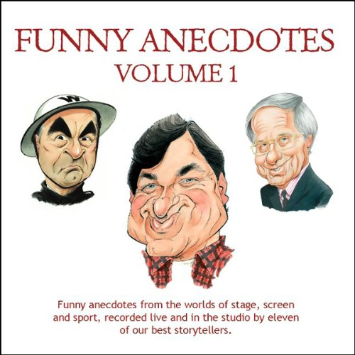 Funny Anecdotes, Volume 1 cover art