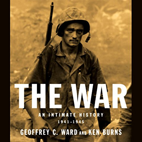 Page de couverture de The War