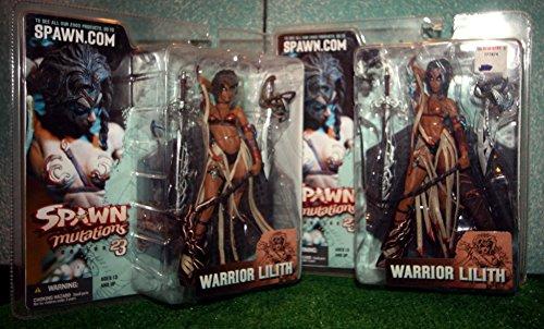 Warrior Lilith - Mcfarlane's Spawn 23 Mutations