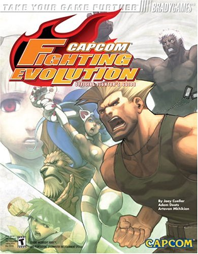 Capcom Fighting Evolution® Official Fighter's Guide