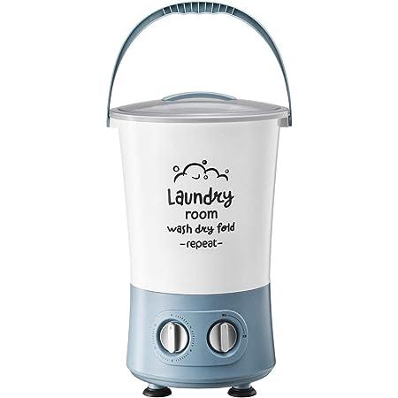 小型洗濯機 バケツ型洗濯機 予洗い 分別洗い 工事不要 洗濯 マスク洗い ペット ユニフォーム 10L カゴ付き