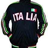 Mixtbrand Youth Italia Track Jacket XL Black