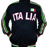 Mixtbrand Youth Italia Track Jacket XL Black