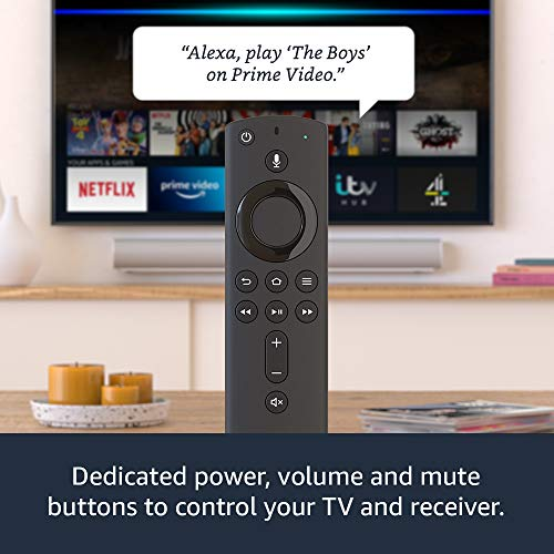 All-new Fire TV Stick with Alexa Voice Remote (includes TV controls) | HD streaming device | 2020 release