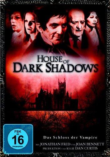 House of Dark Shadows - Das Schloss der Vampire [Alemania] [DVD]