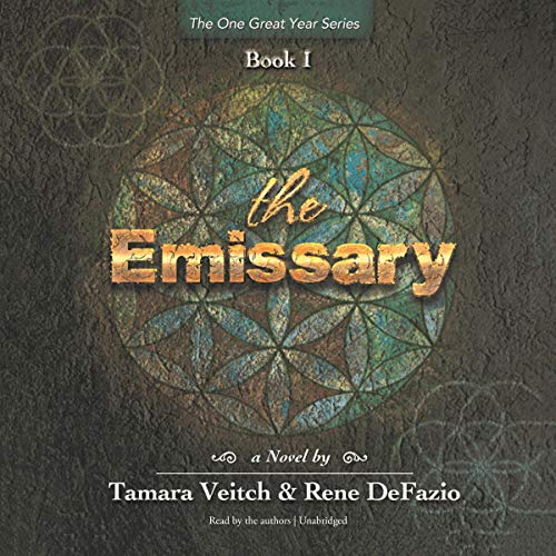 The Emissary audiobook cover art