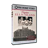 Forgotten Ellis Island [DVD] [Import]