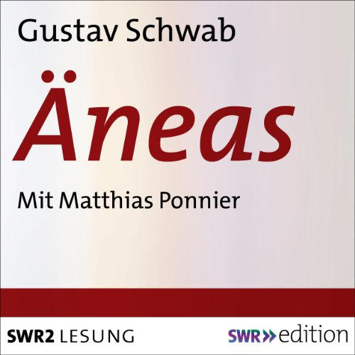 Äneas audiobook cover art