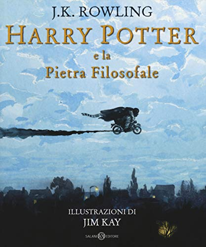 Harry Potter e la pietra filosofale. Ediz. a colori (Vol. 1)