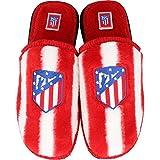 Andinas - Zapatillas de estar por casa Oficial Atlético de Madrid - Rojo-blanco, 44