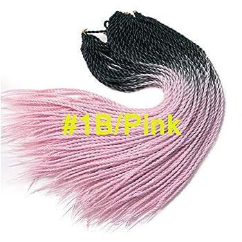 Best pink crochet braids Reviews