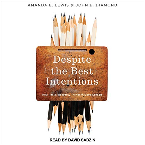 Despite the Best Intentions audiobook cover art