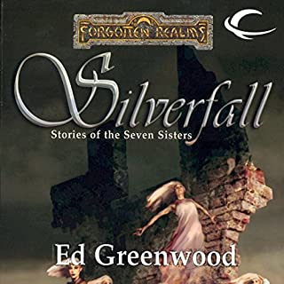 Silverfall: Stories of the Seven Sisters cover art