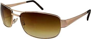 Edge I-Wear Pilot Big Aviator Sunglasses Spring Hinge for Men Women BG25006S