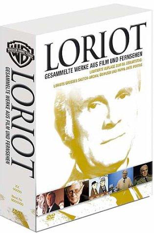 Loriot - Gesammelte Werke aus Film und Fernsehen (6 DVDs)