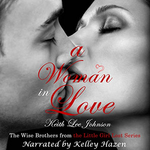 A Woman in Love audiobook cover art