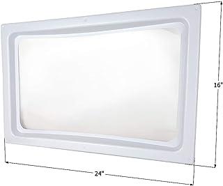 "Icon Skylight Inner Dome SL1422, 2"" Depth"