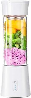 Mélangeur à Smoothies Mélangeur à Fruits Extracteur de Jus de Fruits Nutrition Polyvalent Facile à Utiliser Nettoyer Mute ...