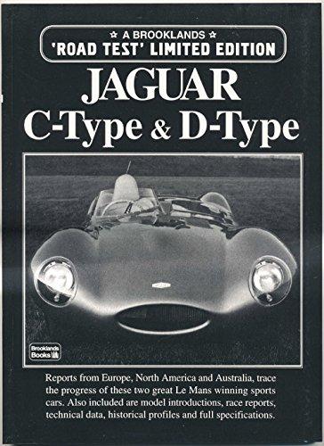 Jaguar C Type and D Type Road Test (Limited Edition) segunda mano  Se entrega en toda España