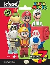 K'Nex Super Mario Series 9 Mini Figure 5 Blind Bags