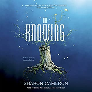 The Knowing audiobook cover art